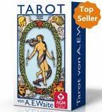 beliebte tarotkarten von rider waite